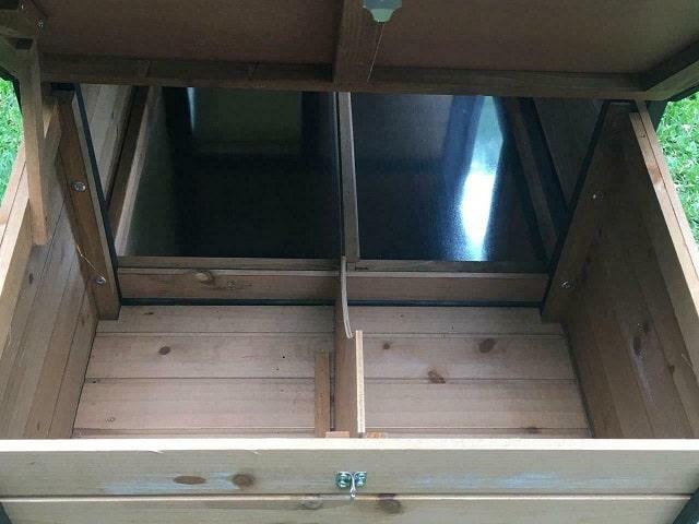 Carmela Nesting Box