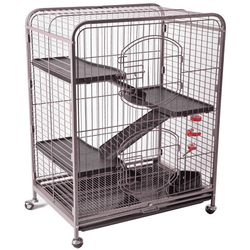 Cooper Rat Cage