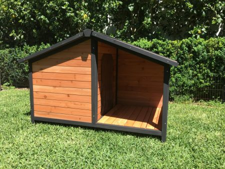 Cubby Dog Kennel - Coops and Cages