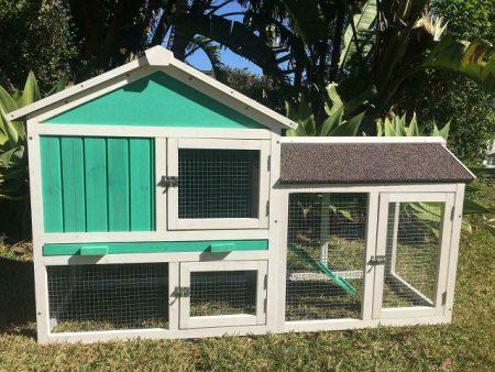 Florida Guinea Pig Hutch