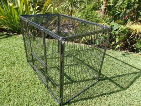 Retreat 36' Premium Cat Enclosure - Copy