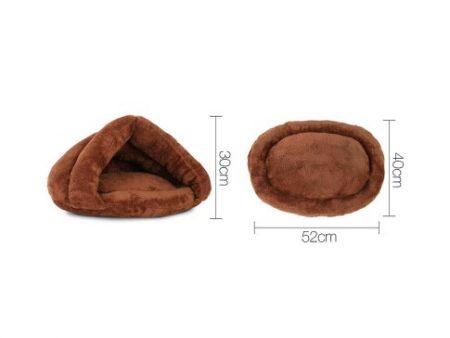 Brown XL Cavebed Dimensions