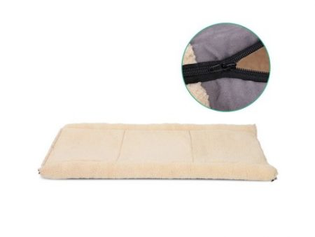 Can be Opened Unzipped to Form Mat/Bed