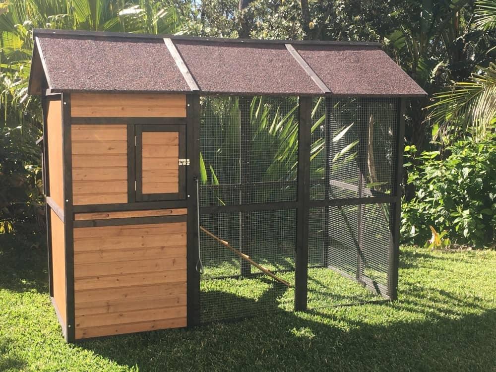 Connie Chicken Coop with Nest Box