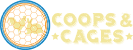 Coops and Cages Logo