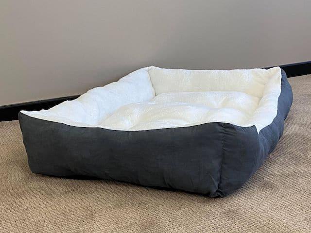 Grey XXL Bed