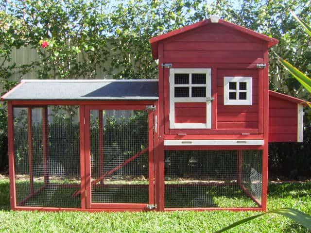 Resort Chicken Coop