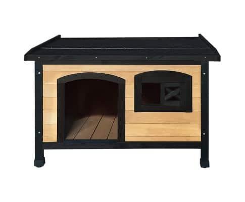Medium Timber Dog Kennel