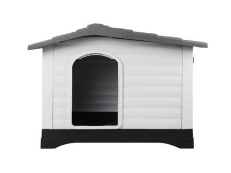 Side View of XL Dog Kennel