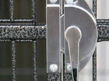 Strong Metal Locks and Doors