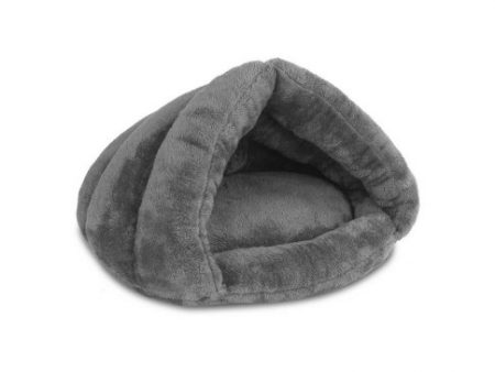 XL Grey Cat Cavebed