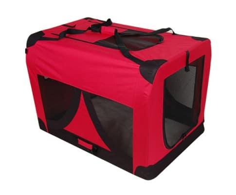 XL Red Cat Carrier