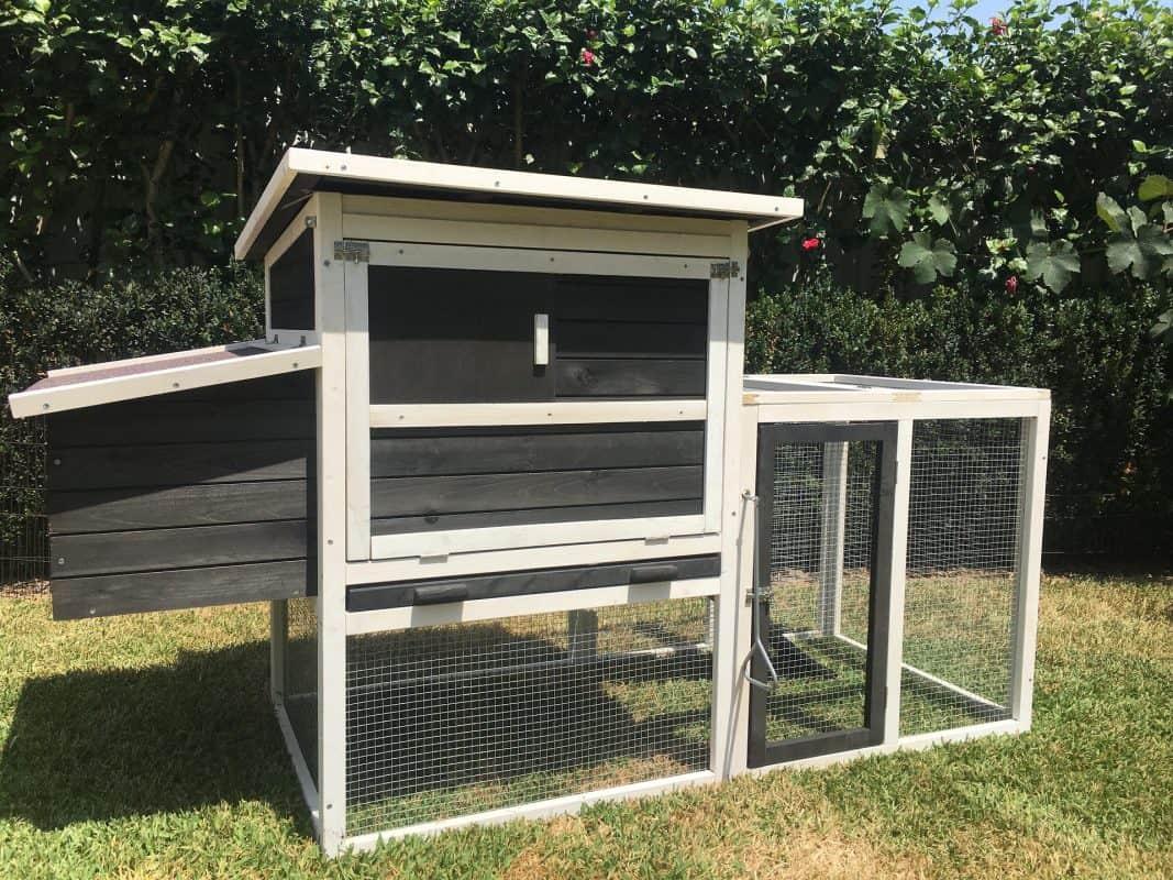 Tudor Chicken Coop