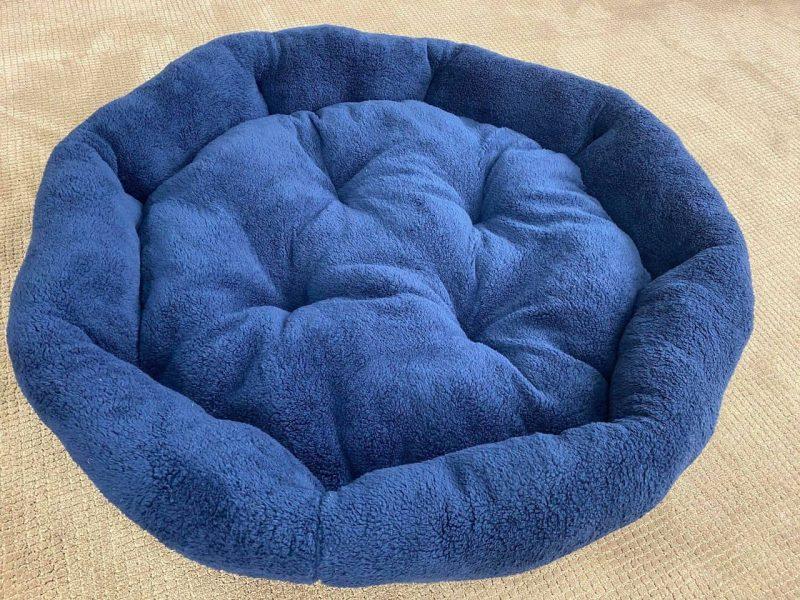 XXL Blue Bed